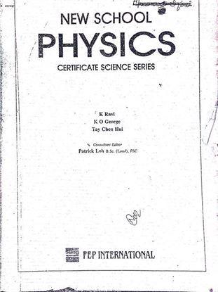 Physics O levels