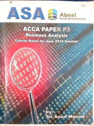 Business Analysis - P3