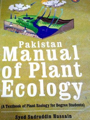 Pakistan Manual Pf Plant Ecology