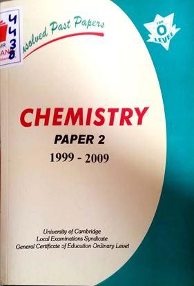 paper 2  1999 - 2009  O level