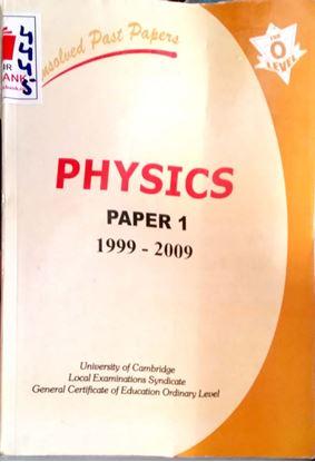paper -1  1999-2009 O Level
