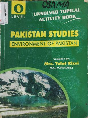 Picture of Pakistan Studies - Environment of Pakistan
